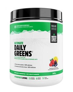 North Coast Naturals Ultimate Daily Greens 540g