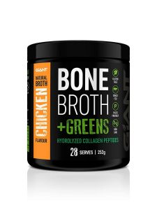Giant Sports Bone Broth + Greens - 28 serves