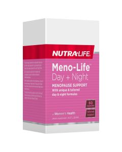 Nutra Life Meno-Life Day Night 60 Cap