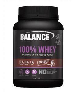 Balance 100% Whey Natural 2.4kg