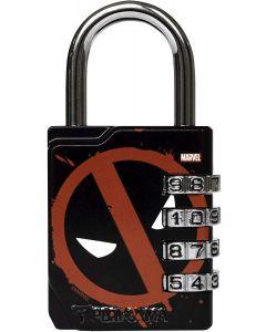 Performa Gym Lock - Deadpool