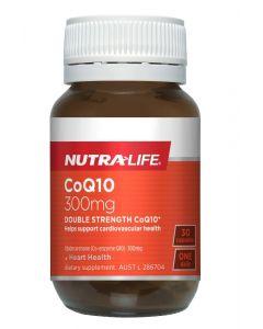 Nutra-Life CoQ10 300MG 30 Cap