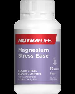 Nutra-Life Magnesium Stress Ease 60 Cap
