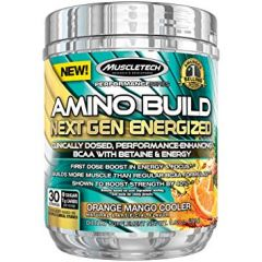 MuscleTech Amino Build Next Gen Energized 30 Serve