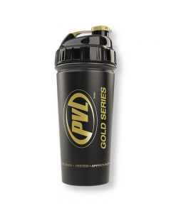 PVL Gold Series - Stainless Steel Shaker