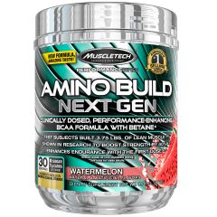 Muscletech Amino Build Next Gen 30 Serve
