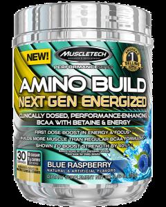 MuscleTech Amino Build Next Gen Energized 30 serve