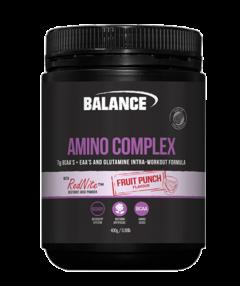 Balance Natural Amino Complex 25 Serve