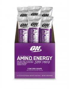 Optimum Nutrition Amino Energy Stick Pack