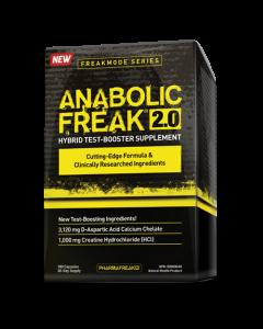 Pharmafreak Anabolic Freak 2.0 180caps