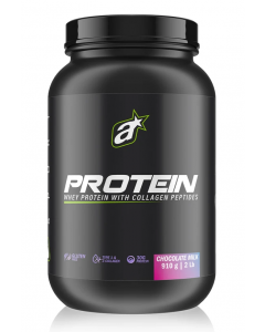 Athletic Sport Whey Protein with Collagen Peptides