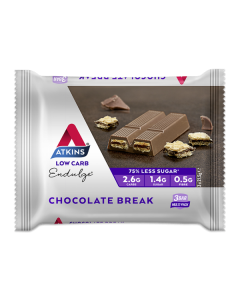 Atkins Endulge Chocolate Break 3 Bar Multipack