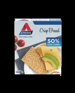 Atkins Low Carb Crisp Bread 100g