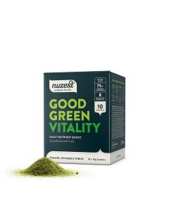 Nuzest Good Green Vitality Sachet Box (10x10g Sachets)