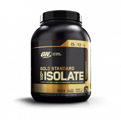 Optimum Nutrition Gold Standard 100% Whey Isolate 5lb