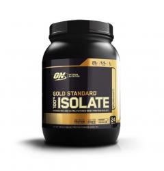 Optimum Nutrition Gold Standard 100% Isolate 1.6lb