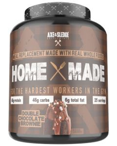 Axe & Sledge Home Made - Whole Food Meal Replacement 6.28lb