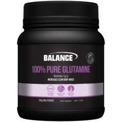 Balance 100% Pure L-Glutamine 500g