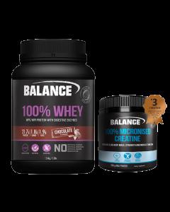Balance 100% Whey Natural 2 kg