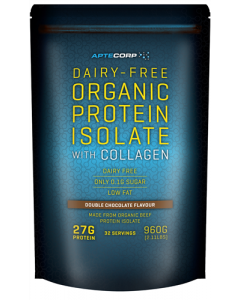 Aptecorp Beef Protein Isolate Collagen 960gm