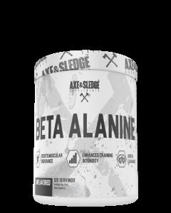 Axe & Sledge BASICS - Beta Alanine