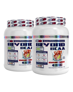 Beyond BCAA x2 Combo 100 Serves Total