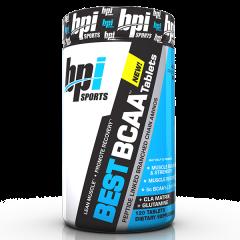 BPI Sports Best BCAA 120 Tablets