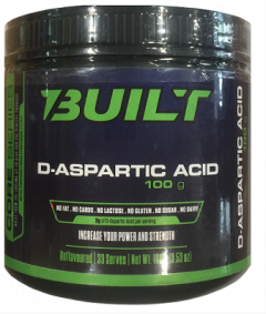 Built DAA - Testosterone Booster
