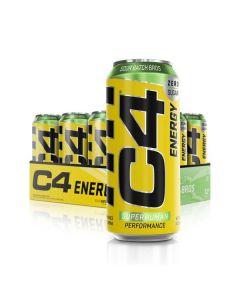 C4 Original Carbonated Case x12
