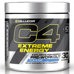 Cellucor C4 Extreme Energy ID Pre-Workout 30 Serve 02/20 Dated