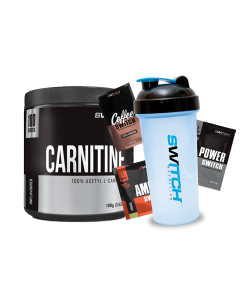 Switch Nutrition Acetyl L Carnitine 100 Serve