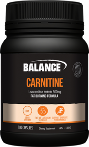 Balance Carnitine Value Pack 180caps