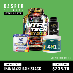 Casper Fitness Advance Lean Muscle Stack
