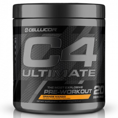 Cellucor C4 Ultimate Pre-Workout 20 Serve