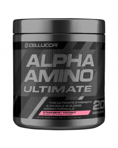 Alpha Amino Ultimate 20 Serve 07/20 Dated