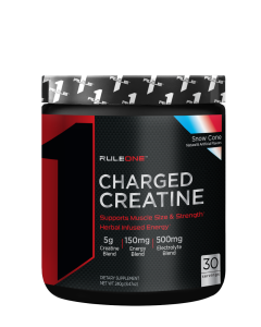 Rule 1 Charged Creatine 30 Serve