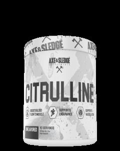 Axe & Sledge BASICS - Citrulline