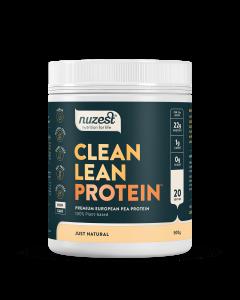 Nuzest Clean Lean Protein Gluten Free & Vegan Friendly 500g