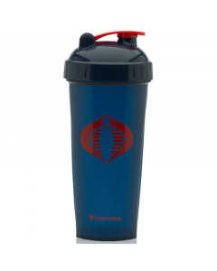 Perfect Shaker - GI Joe Series Cobra Blue