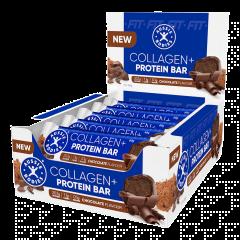 Aussie Bodies FIT Collagen+ Protein Bar Box of 12