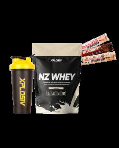 Xplosiv NZ Whey Premium WPI/WPC Protein Powder 1kg