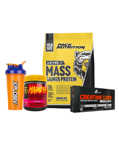 Pack Nutrition Level 1 Mass Gainer Protein 10lb