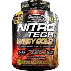 Muscletech Nitro-Tech Whey Gold 5.5lb