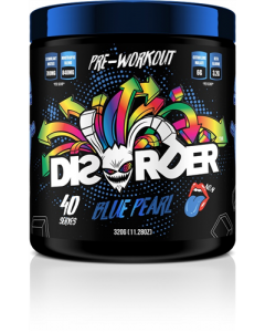 Faction Labs Disorder Pre-Workout