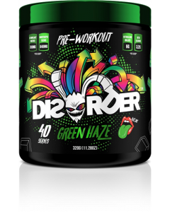 Faction Labs Disorder Pre-Workout 40 Serve