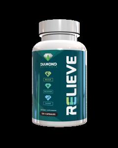 Diamond Nutrients Relieve Sleep Formula 120cap