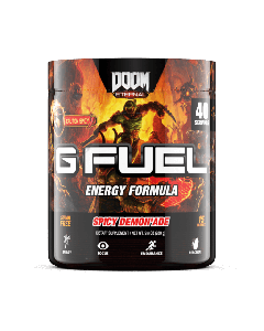 GFUEL - DOOM ETERNAL -  SPICY DEMON'ADE