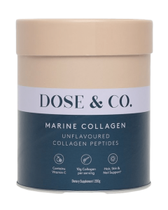 Dose & Co Marine Collagen Powder 200g