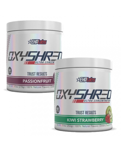 EHP Labs Double OxyShred Mix & Match Combo
