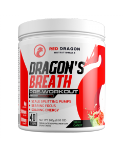 Red Dragon Nutritionals Dragons Breath 40 Serve